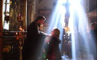 Как православные священники выбирают себе жен. Священник, который не умеет каяться, ничему не научит на исповеди людей