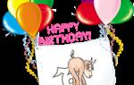 Женщина козерог поздравляет с днем рождения раньше. Поздравления козерогу с днем рождения