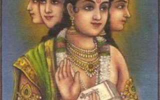 Бог Брахма: описание и происхождение. Космические циклы мироздания