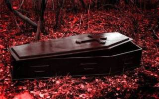 Что делать на похоронах близкого человека. Похороны человека — порядок действий