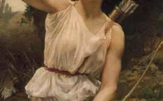 Морские богини древней греции. Греческие боги