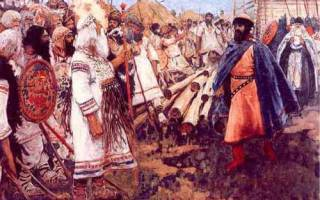 Какой князь крестил русь в 988. Крещение Руси: главные заблуждения