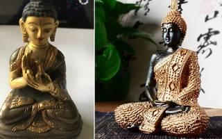 Будда с рыбой в руке значение. все о красоте и моде