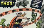 Тор комиксы читать онлайн. Comics of Thunder: лучшие истории о Торе