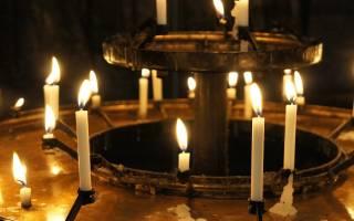 Что означает упасть в церкви. Церковные приметы и суеверия