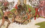 Почему ян гус. Ян гус и его роль в истории