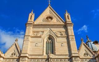 Домский собор неаполя время работы. История возникновения собора Святого Януария