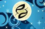 Луна в рыбах пораженная. Лунный гороскоп – рыбы
