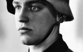 Евреи в армии вермахта. Евреи на службе Третьего Рейха