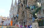 Собор фамилия в барселоне. Экскурсия в Саграда Фамилия — шедевр Гауди в Барселоне