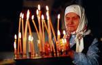 Основные каноны православной церкви. Почему каноны в церкви не стареют