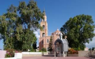 Русский монастырь в святой земле название. Подворье «Праведной Тавифы» в Яффе