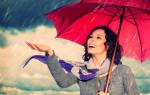 Сонник льет дождь. К чему снится дождь? Сонник дождь