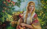 Яблочный спас календарь. Какие Cпасы отмечают в августе? Яблочный Спас: обряды и приметы