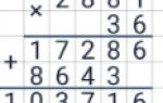 Натуральные числа и где они используются. Числа