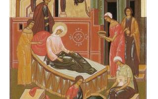 Когда день святой богородицы в. Рождество Пресвятой Богородицы — история праздника в религиозных текстах