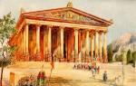 Великая Китайская стена. Храм Артемиды Эфесской: интересные факты