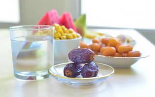 Календарь ифтара. Что нарушает пост? Какую пищу готовить на ифтар во время поста Рамадана