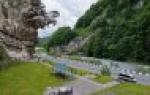 Памятник георгию победоносцу из скалы. Уникальный памятник георгию победоносцу во владикавказе