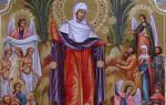 Богородица скорбящая что значит эта икона. О чем молиться иконе «Всех Скорбящих Радость