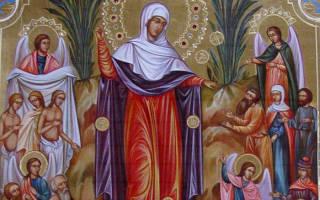 Икона божией матери всех скорбящих радость в чем помогает. «Всех скорбящих радость» — икона Божией Матери: описание, история, молитва