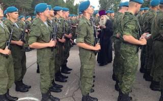 Протоиерей Олег Тэор: Священник нужен в армии как отец. О чём просил сирийский генерал