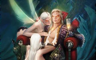 Эльфы кто они такие. Эльфы в мифологии и истории