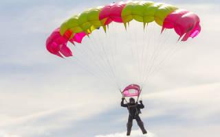 К чему снятся парашютисты спускающиеся с неба. К чему снится парашют