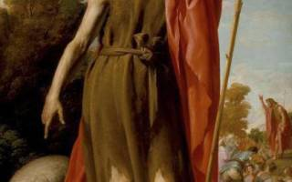 Где был казнен иоанн креститель. За что Иоанн Предтеча лишился головы? Апокрифы и предания