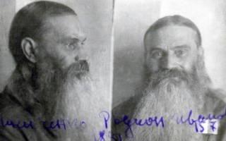 Преподобноисповедник Рафаил (Шейченко).