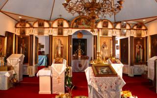 Свято-Успенская церковь (Кенай). Церковь Рождества Пресвятой Богородицы