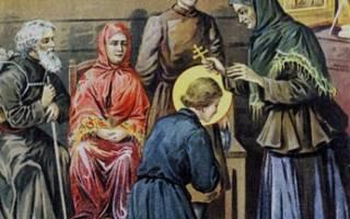 Преподобный серафим саровский, чудотворец. Преподобный серафим саровский, чудотворец (†1833)