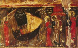 Мария египетская биография. Мария Египетская: святая грешница
