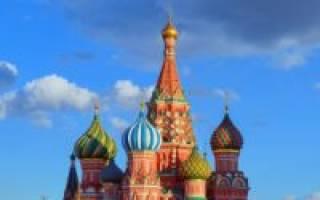 Храм василия в. Собор василия блаженного в россии