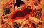 Христос родился славим его как говорят поляки.
