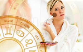 Астрология и косметика. Гороскоп косметики по знакам Зодиака