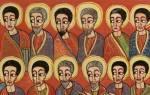 Апостол — это кто? Значение слова апостол. Христианское значение понятия «Евангелие»