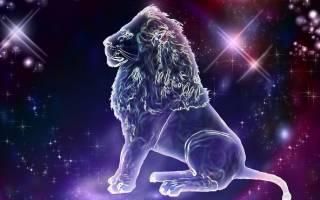 Гороскоп на 20 августа лев.