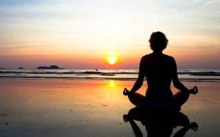 Медитативные техники от Дипак Чопра (Deepak Chopra).
