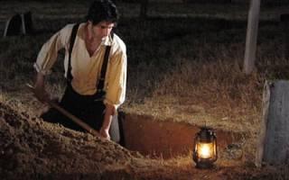 Сонник раскопка могилы и трупы. Раскопанная могила