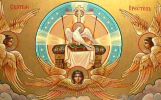 Святой дух в христианстве. Кто такой дух святой и что он делает