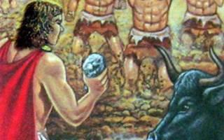 Миф о золотом руне читать. Аргонавты и золотое руно