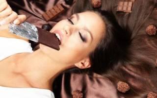 Снится шоколад. Трактовка — к чему снится есть шоколад во сне от известных прорицателей