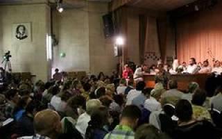Преображенское содружество малых православных братств. Богослужебные указания