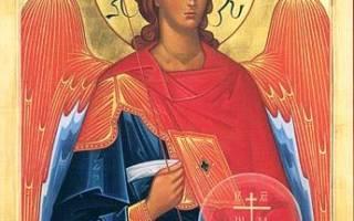 Церковный праздник архангела михаила 21 ноября. Православные и Церковные праздники в ноябре