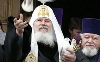 Святейший Патриарх Алексий: «Духовное возрождение России — это задача и Церкви, и власти, и всего народа. Духовное возрождение