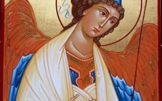 О чем молятся ангелу хранителю. Молитва ангелу хранителю в день своего ангела