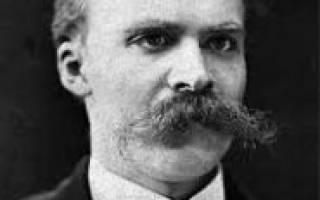 Фридрих Ницше: Философ, который свел себя с ума. Основные идеи ницше