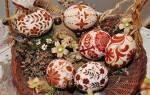 Куриное яйцо как символ зарождения жизни. Символика яйца в дохристианской эпохе