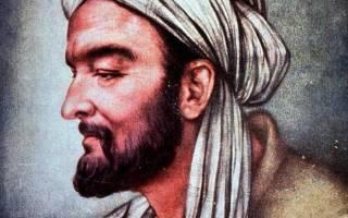 В основе философии аль фараби лежит античный. Биография аль-фараби